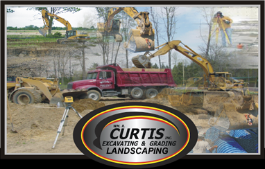 WMR Curtis Inc. Excavating grading and Landscape